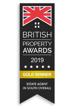 Gold Winner - British Property Awards 2019